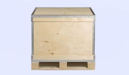 Export Plywood Box Blue Ocean Packaging Pvt Ltd